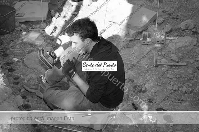 3.448. Carlos Sánchez Hernández. Arqueólogo.