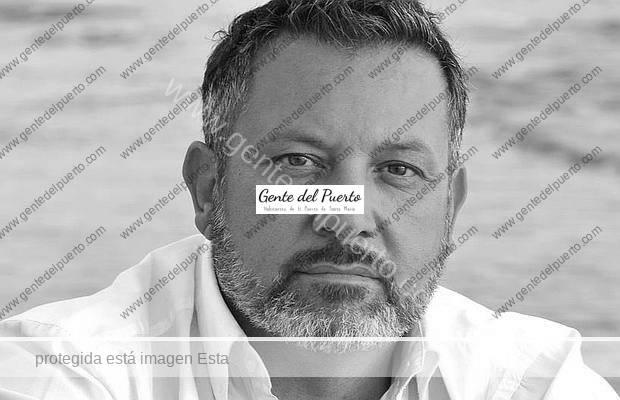 2.423. Juan García Larrondo. Estrena hoy en El Puerto 'Bendita Gloria'.