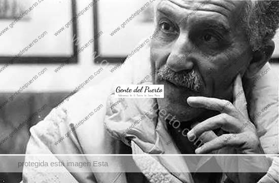 3.474. Antonio Muñoz Cuenca. En la memoria de El Puerto.