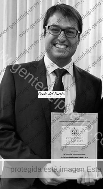 3.561. Paulo Antonio Gatica Cote. Doctor de Literatura Española e Hispanoamericana, con mención internacional.