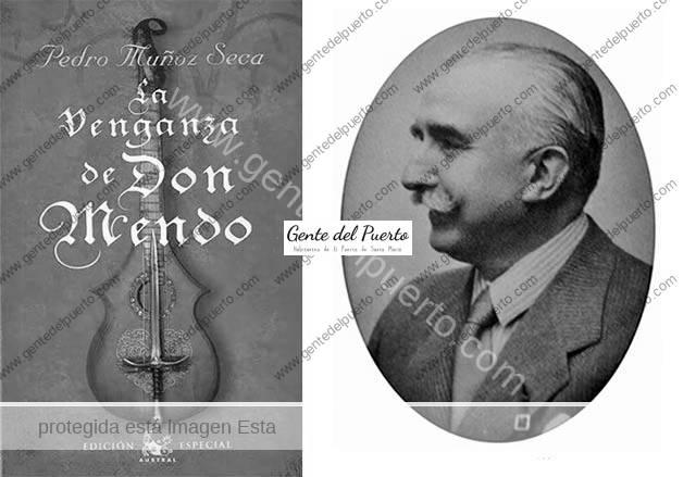 3.471. Se cumplen 99 años del estreno de La Venganza de Don Mendo