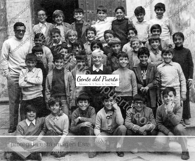 3.497. Aquella clase de 4º de EGB en San Luis Gonzaga (1971-1972)