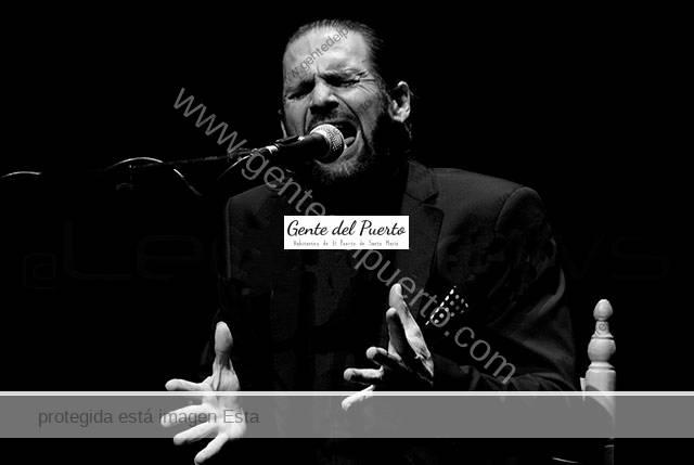 3.510. Jorge Antonio Ramírez 'Wilo'. Ganador del Concurso de Cante Flamenco 'Silla de Oro' 2018
