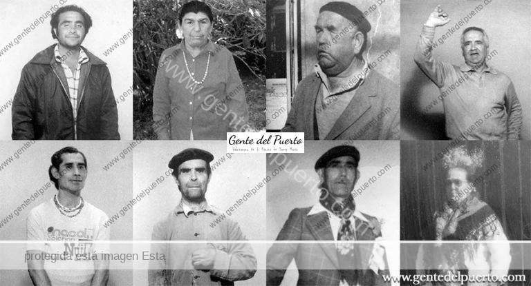 3.494. Los personajes de la Bodeguita de Arturo Palomino.