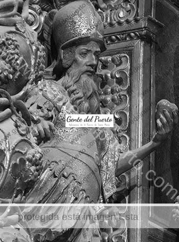 3.484. Ignacio López. Escultor. En el 300 aniversario de su muerte