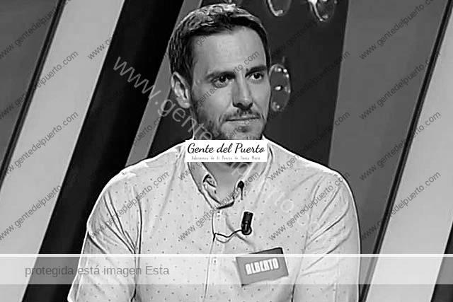 3.528. Alberto Alfonsín García. Enfermero/matrón y uno de los 11 Magníficos de 'Saber y Ganar' de RTVE