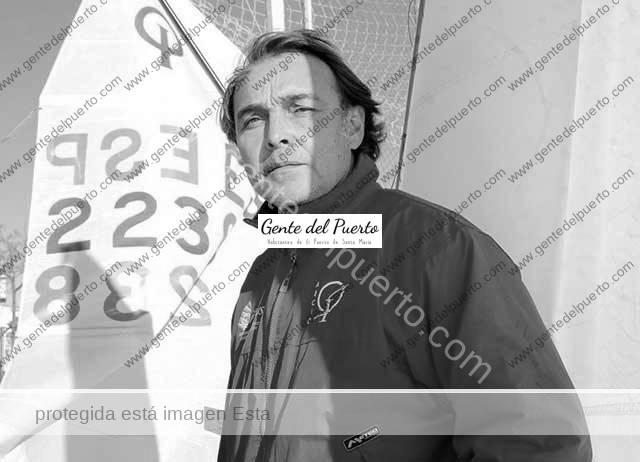 3.517. Domingo (Kiko) Sánchez Prieto. Nuevo presidente de la clase Optimist de Vela en España