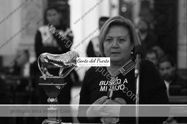 3.556. Margarita Díaz Bejarano. Delegada de SOS Bebés Robados en El Puerto