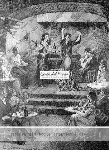 3.577. Manolito Barrera, 'El Soldao'. Cantaor, bailaor y de la mar de Cádiz