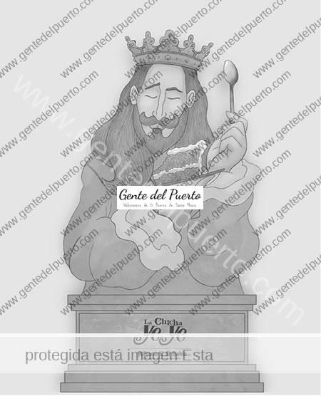 3.588. Alfonso X, vigilante perpetuo de la Chicha Ye-Yé, por Alejo Malia