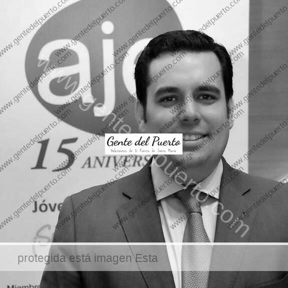 3.589. Curro Martínez Romero. Presidente de la Asociación de Jóvenes Empresarios de la provincia de Cádiz