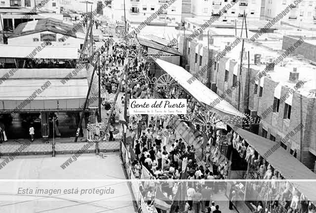 3.592. Los Cribillés, que no Crevillet, dieron nombre a la popular barriada y a la Feria
