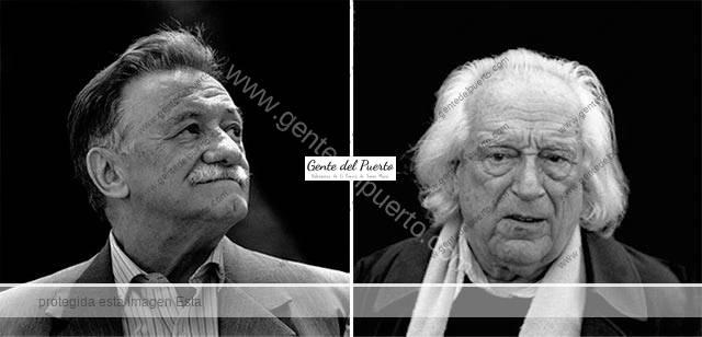 3.611. Mario Benedetti, Rafael Alberti y el exilio