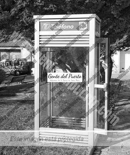 3.605. La Cabina. Por Pepe Mendoza