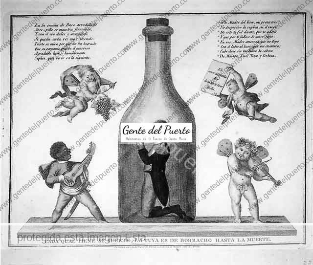 3.613. 'Pepe Botella' en El Puerto