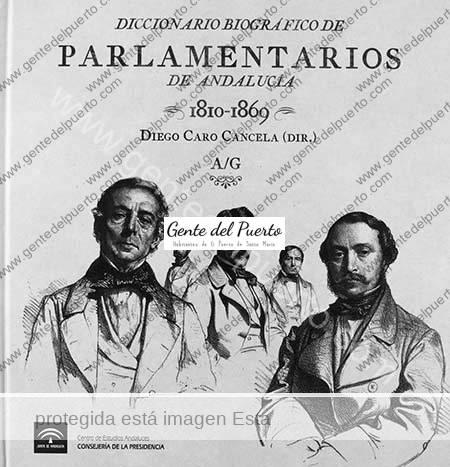 3.619. Parlamentarios de El Puerto de Santa María (1810-1869)