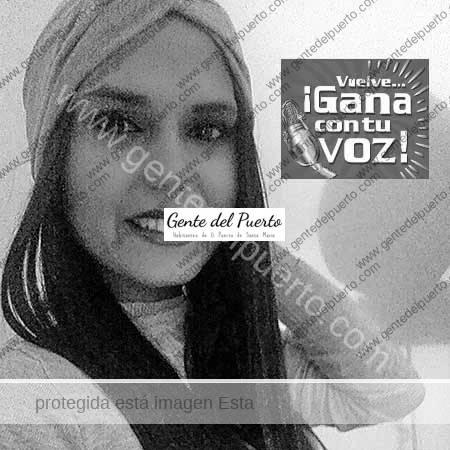 3.616. Inma Castro León. Participa en el concurso 'Gana con tu Voz 2', colaborador de Tele5