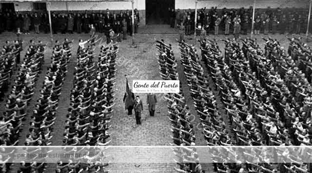 3.627. El Penal del Puerto y la dispersión de presos vascos en la Guerra Civil