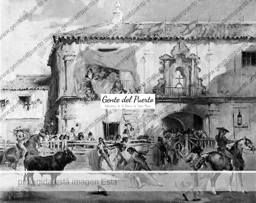 3.626. El Puerto antes de la Constitución de 1812. En la novela histórica de ficción de Hilda Martín