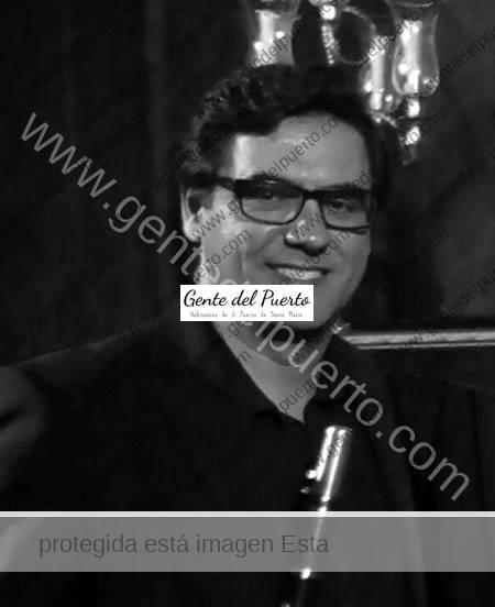 3.643. Francisco Joaquín Jiménez Morro. Director de la Capilla Musical 'Vía Sacra'