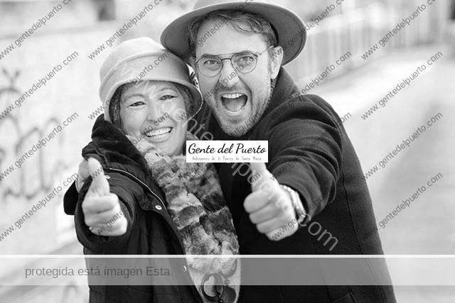 3.637. Maxim Huerta y Tina Fuertes de la Torre. El ministro y la luchadora