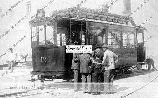 3.636. Manuel del Cuvillo Sancho. Ingeniero de Caminos que intervino en el puerto de Cádiz y en el tranvía Cádiz-San Fernando-Carraca