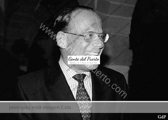 3.683. Hernán Díaz Cortés. El alcalde que más tiempo gobernó desde la fundación de El Puerto: 15 años