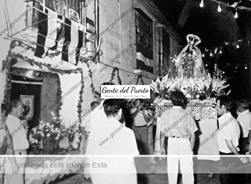 3.766. 40 años con la Virgen del Carmen a hombros
