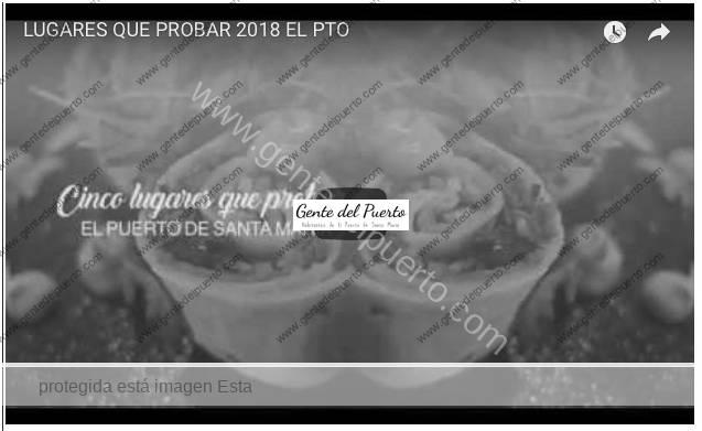 3.708. Cinco lugares que probar en El Puerto
