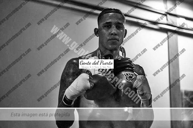 3.693. Alejandro Camacho Fernández. Boxeador