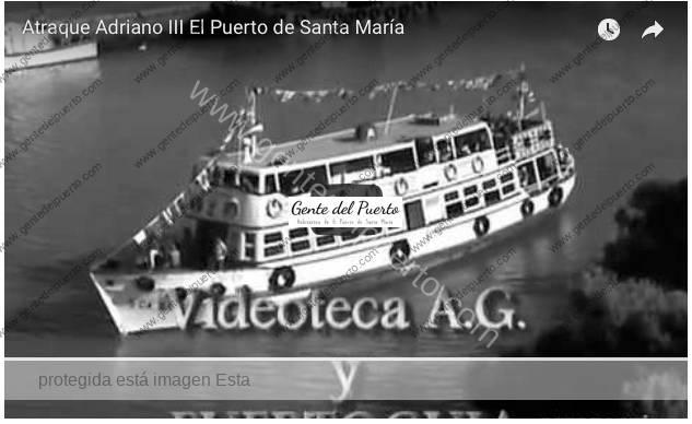 3.707. El Vapor de El Puerto. Entre cantos de sirena y serpientes de verano