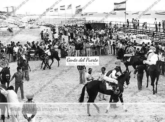 3.702. Luis Rivero Merry. Las carreras de caballos y su traslado de El Puerto a Sanlúcar