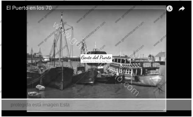 3.715. El Puerto de Santa María en la década de 1970