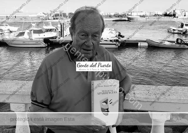 3.710. Javier Alonso Osborne. Publica su novela 'Trágicas Apariencias'