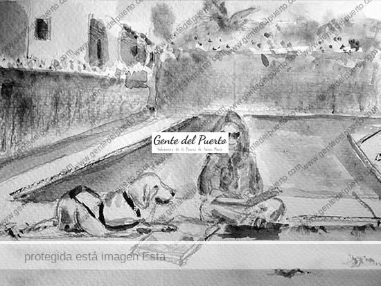 3.748. Paqui Ayllón García. 'La lectora ciega'