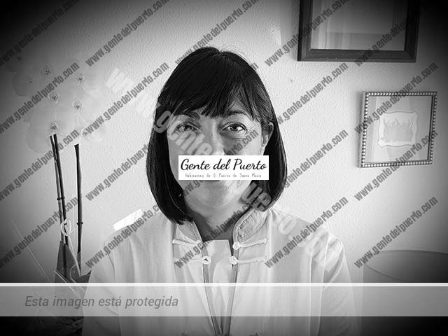 3.734. Patricia Malumbres Martínez. Acupuntora. Asturiana de nacimiento, portuense de corazón