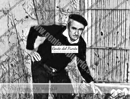3.755. Francisco Romero Raposo, 'Chupito'. Pescadero de la plaza de Abastos