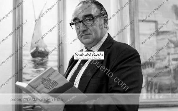 3.771. Joaquín García de Romeu. Esta tarde presenta su novela 'La Punta de los Savonenses'