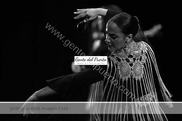 3.777. María C. Reyes. Una bailaora en Madrid