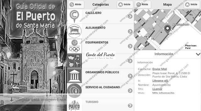 3.787. Callejero Oficial de El Puerto. Guía electrónica, completa y gratuita para móviles