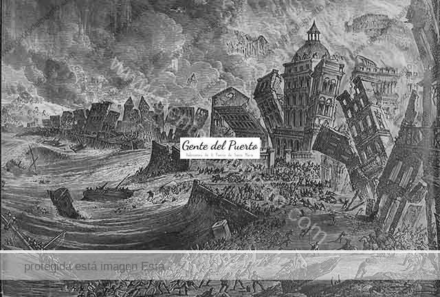 3.784. El terremoto del 1 de noviembre de 1755. Hace 263 años