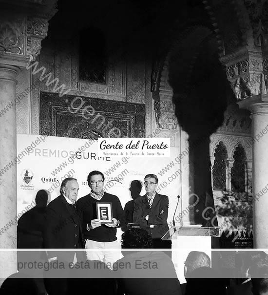 3.797. El Restaurante Bar Jamón, Primer Premio al Mejor Restaurante Tradicional de la Bahía de Cádiz