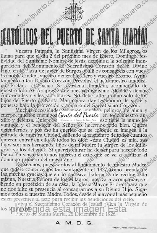 3.845. A los católicos de 1927.
