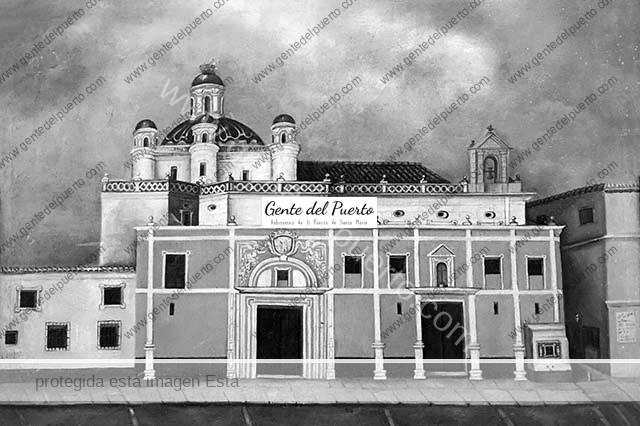 3.820. Curiosidades de la revolución de 1868-69: el derribo de los Descalzos, el repintado de blanco de las Capuchinas y la biblioteca de los Jesuitas