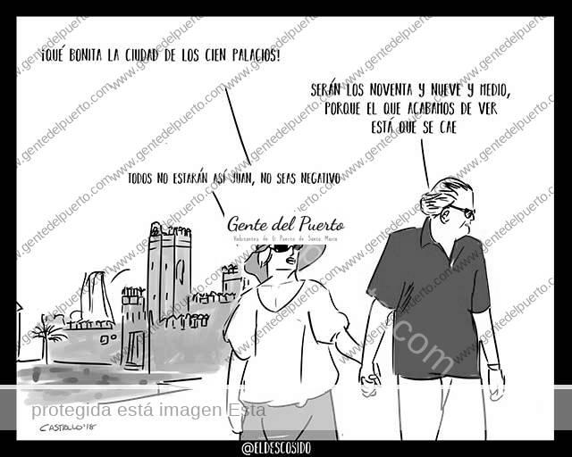 3.825. Alberto Castrelo, bajo la marca @ELDESCOSIDO, se incorpora a Gente del Puerto