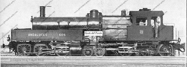 3.824. El tren El Puerto-Sanlúcar playa. Compañía Belga de Ferrocariles Vecinales de Andalucía