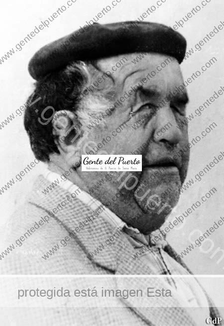3.869. Antonio Rodríguez Bruqué, Tonino. Portuenses ilustres de la calle (I)