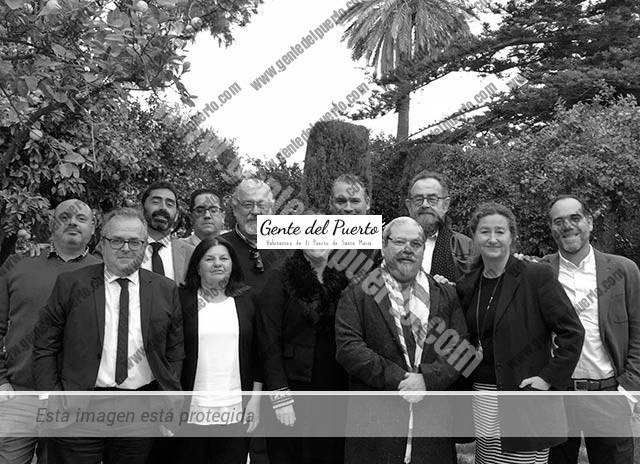3.866. Homenaje a José María Morillo, tras su reciente jubilación en Turismo