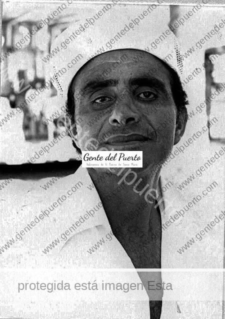 3.873. Rafael Pérez Sánchez, 'el Papi'. Portuenses ilustres de la calle. (V)