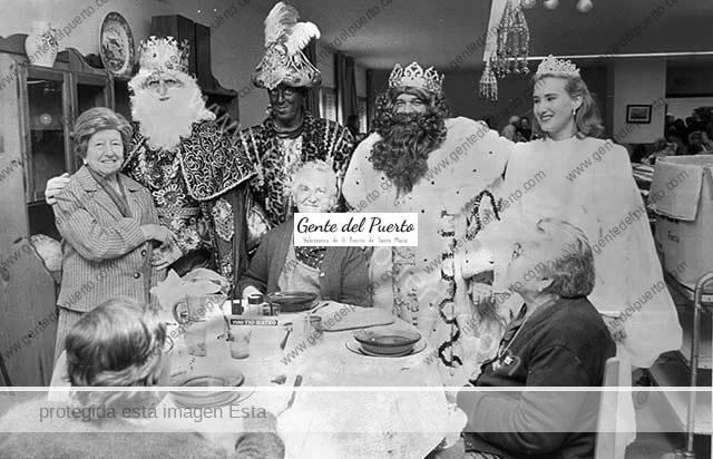 3.849. Noche de Reyes (VI). Imágenes de una noche mágica.